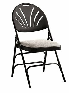 Awesome Samsonite Furniture Xl Series Fabric Padded Folding Chair Pdpeps Interior Chair Design Pdpepsorg
