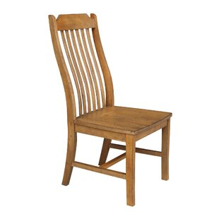 Pleasanton Solid Wood Dining Chair (Set of 2)