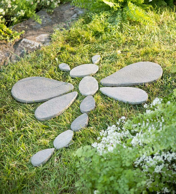 Wind Weather Decorative Stones Dragonfly Stepping Stone Reviews