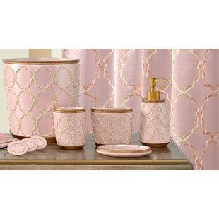 Beau Black U0026 Pink Bathroom Accessories Youu0027ll Love In 2019 | Wayfair