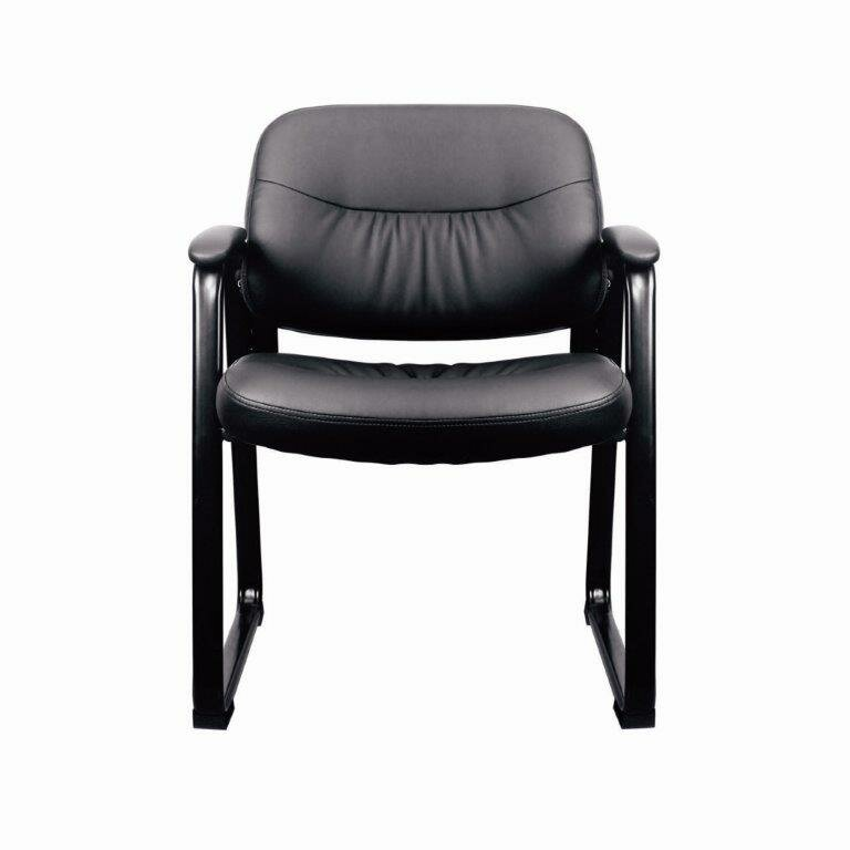 Charmant Essentials Leather Guest Chair