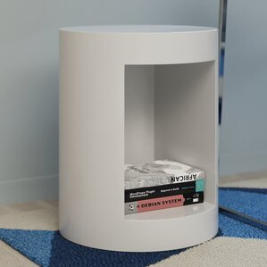 Ikon Beacon End Table by Sunpan Modern