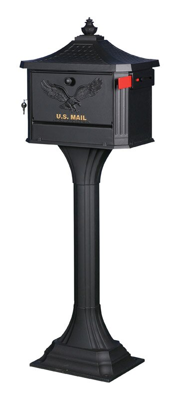 defaultname - Lockable Mailbox
