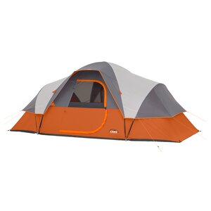 9 Person Modified Dome Tent