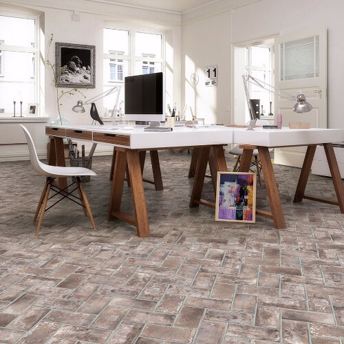 "Msi Capella 2 33 X 10 Porcelain Field Tile In Off White: Capella 2.33"" X 10"" Porcelain Field Tile In Off-White"