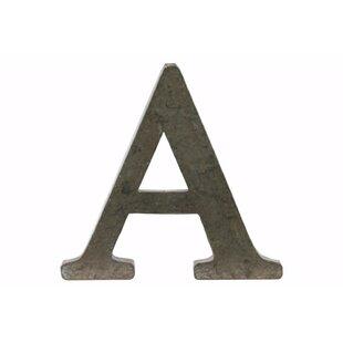 moncrief metal alphabet a letter blocks