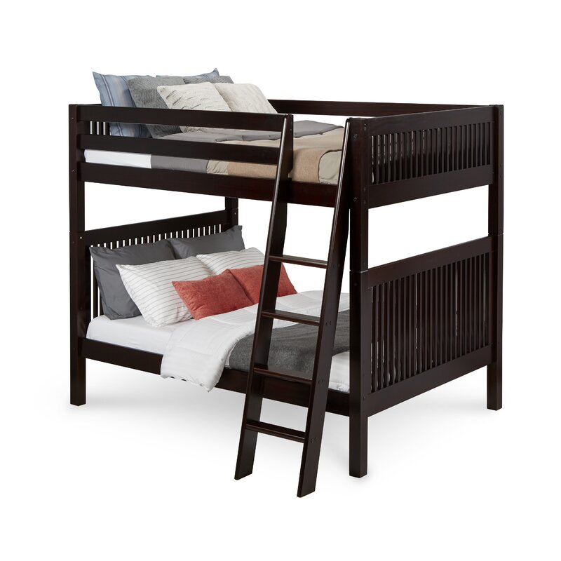 71c85277f60 Oakwood Full over Full Bunk Bed   Reviews