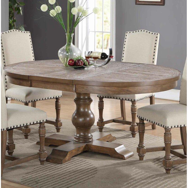 Joss \u0026 Main & Fortunat Extendable Dining Table
