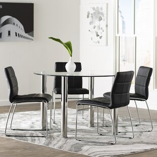 Rockaway 5 Piece Dining Set