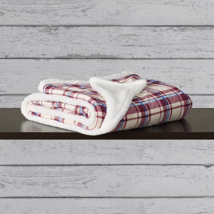 Loon Peak Kavanaugh Plaid Throw Blanket Reviews Wayfairca New Loon Throw Blanket
