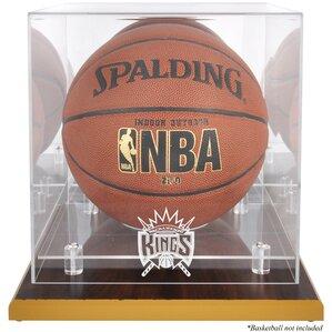 nba logo basketball display case - Basketball Display Case