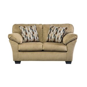 Aluria Loveseat by Benchcraft