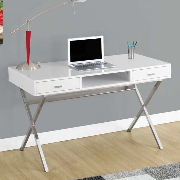 Monarch Specialties Inc. Writing Desk & Reviews | Wayfair