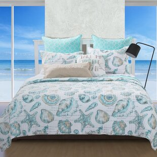 cassette reversible quilt set - Nautical Bedding