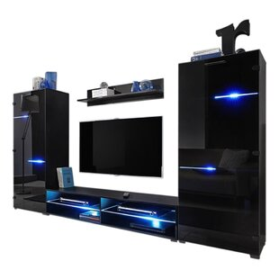 Pledger Modern 70 Entertainment Center