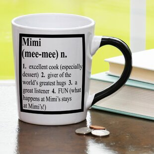20 Oz Mimi Definition Stoneware Coffee Mug