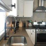 Buildersshoppe Single Handle Spring Deck Mounted Kitchen
