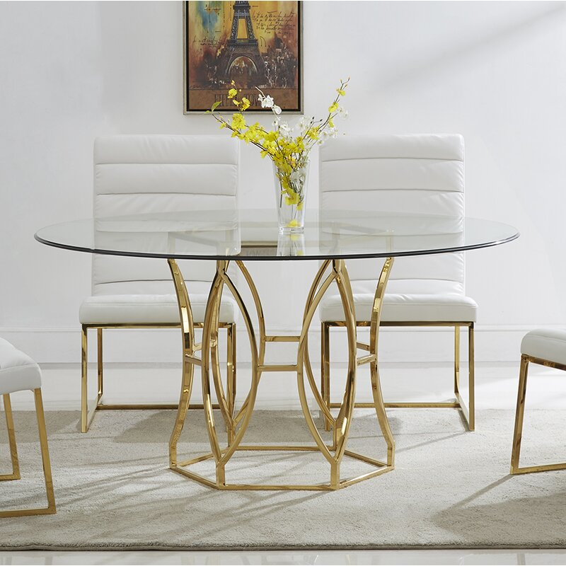 Everly Quinn Lofton Dining Table