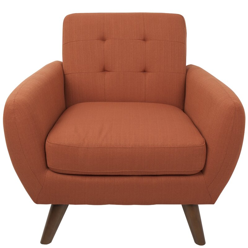 High Quality Springdale Mid Century Modern Armchair