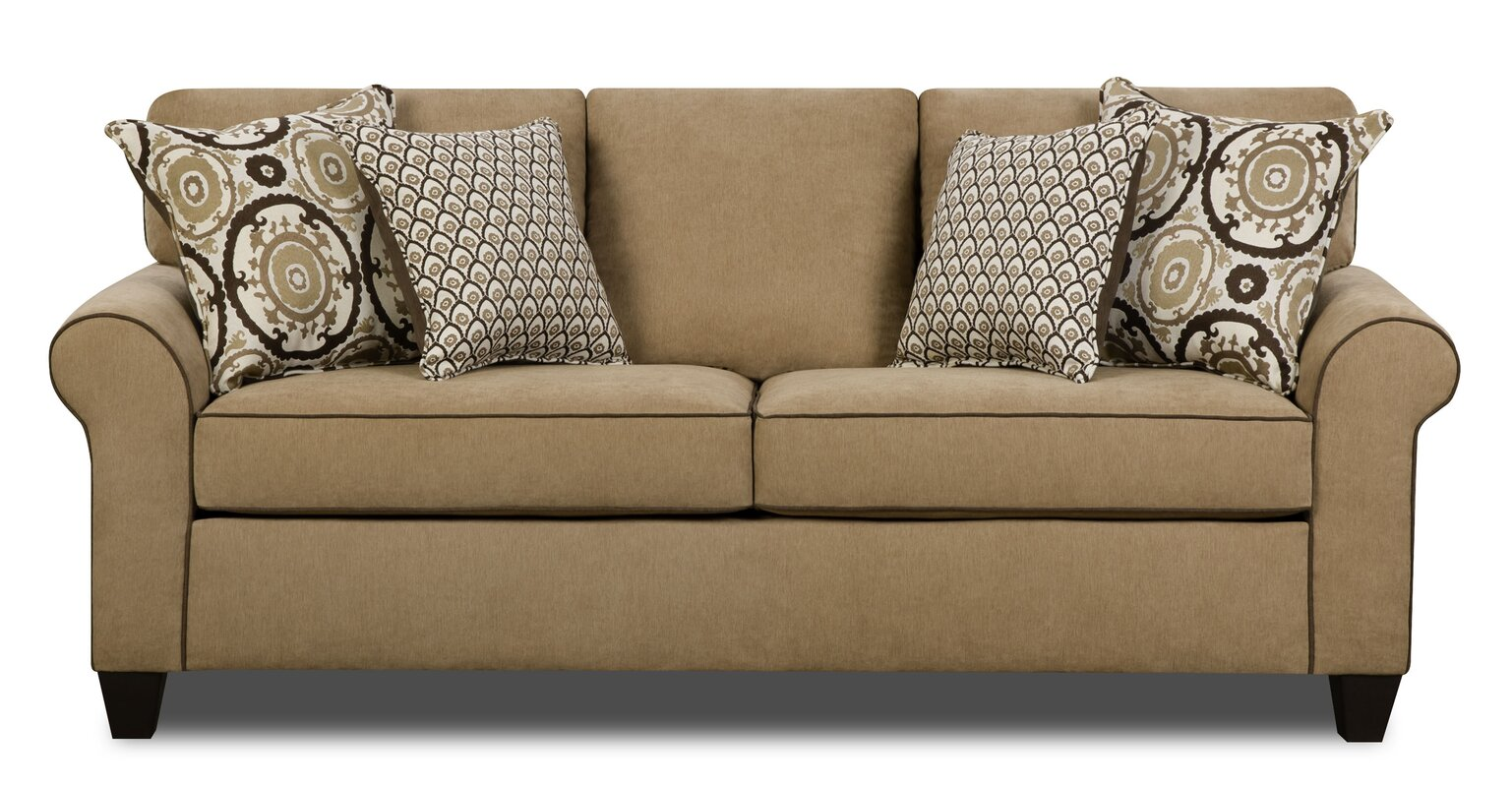Darby Home Co Simmons Upholstery Milligan Sofa & Reviews