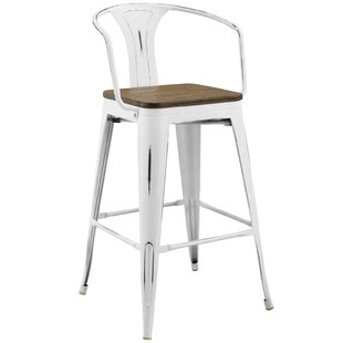Superbe White Bar Stools Youu0027ll Love | Wayfair