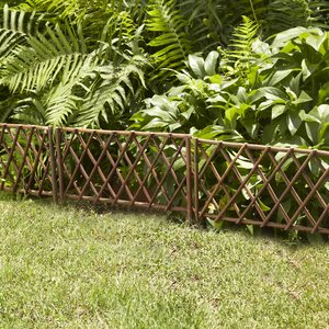 14 in. x 18 in. Willow Lawn Edging (Set of 12)