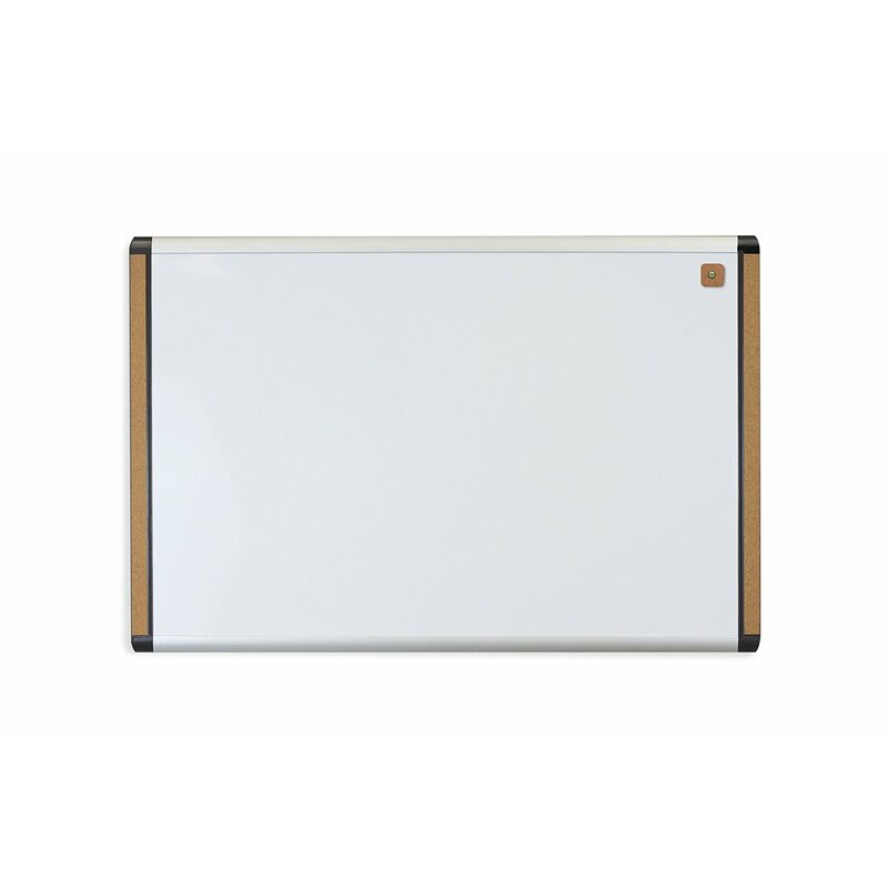 mod and pin it dry erase magnetic whiteboard - Magnetic White Board