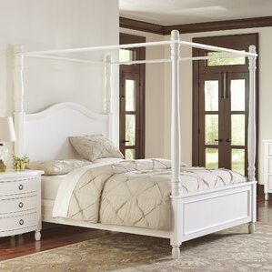 McGregor Canopy Bed by Birch Lane?
