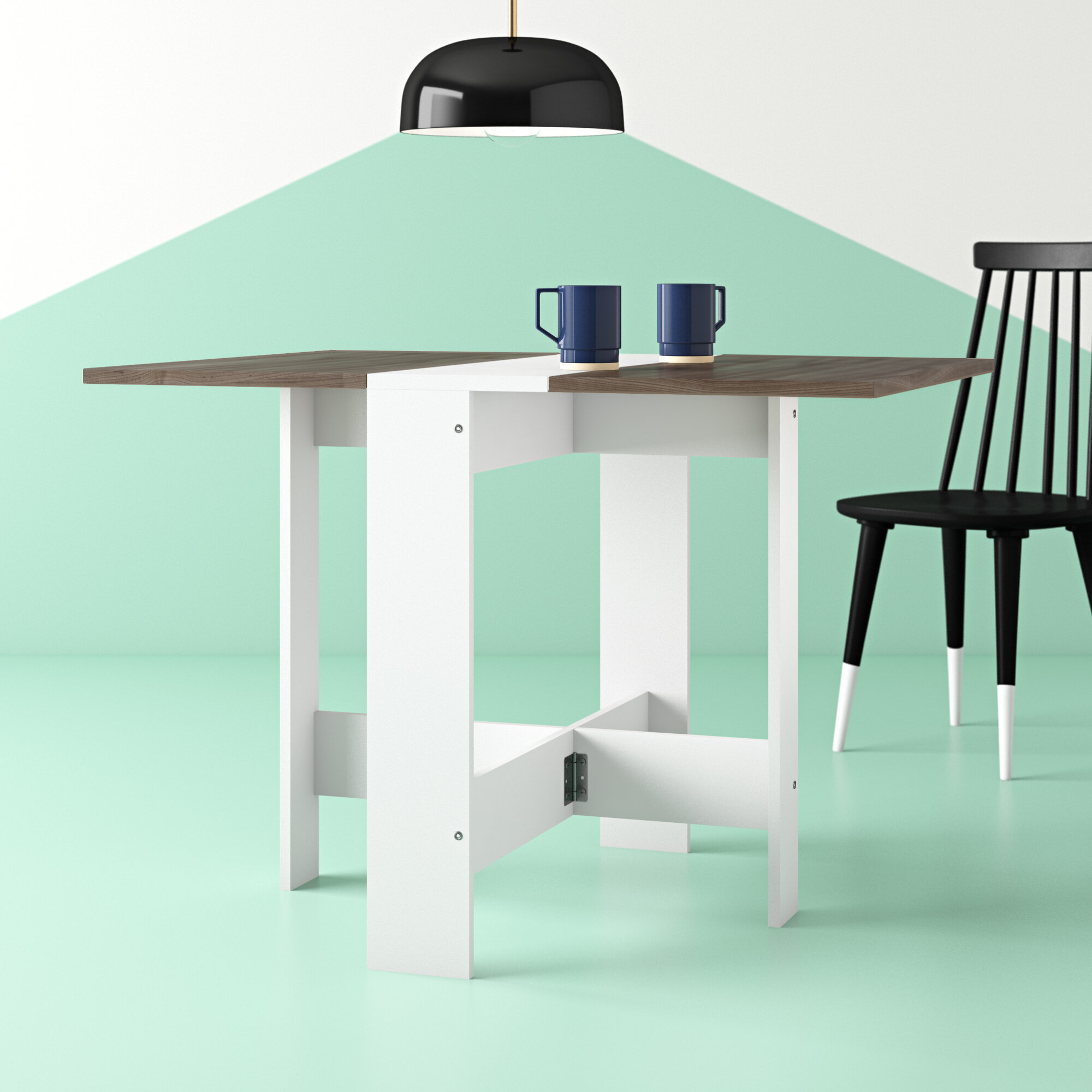 Bon Astrid Foldable Dining Table