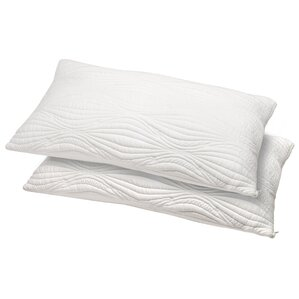 Visco Gel Memory Foam Queen Pillow by AC Pacific