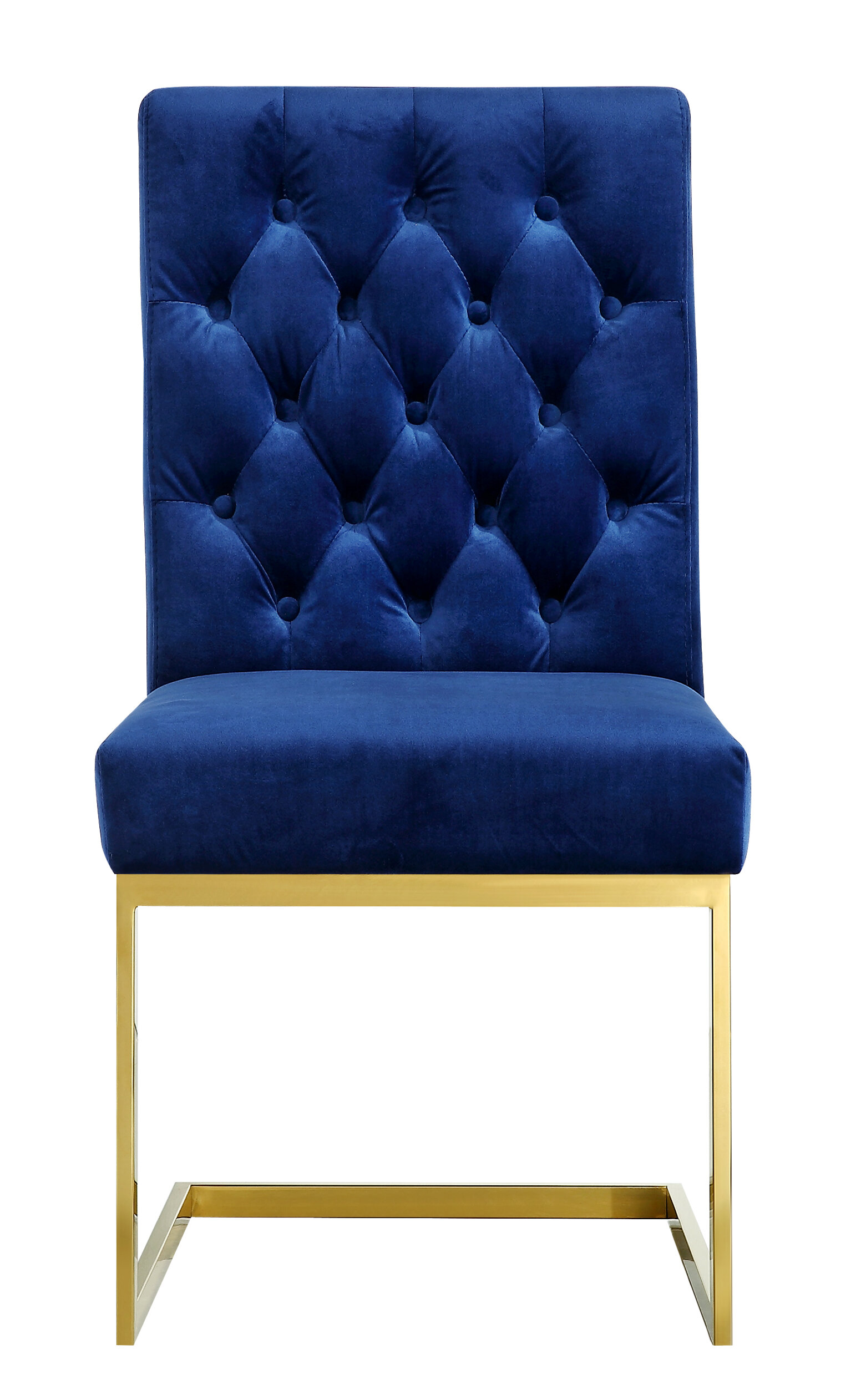 Willa Arlo Interiors Germana Upholstered Dining Chair