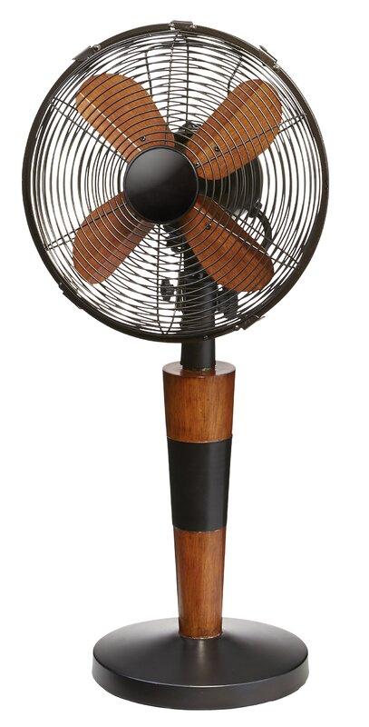 Legacy Oscillating Table Fan