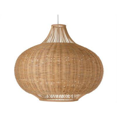 Mistana Toey 1-Light Globe Pendant