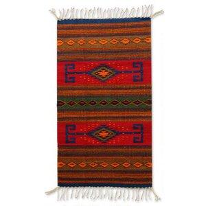 Sun Zapotec Rug