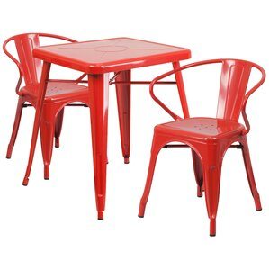 Modern Outdoor Bistro Tables AllModern - Bistro tables and chairs