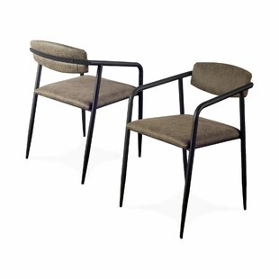Balch Upholstered Dining Chair (Set Of 2) 2019 Sale