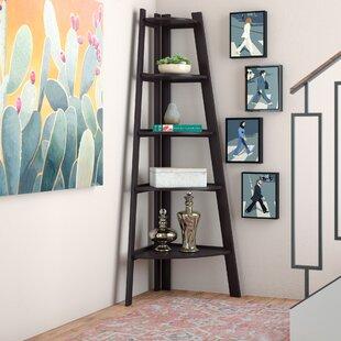 corner bookcases you ll wayfair