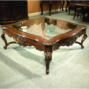 Marguax Coffee Table by Eastern Legends