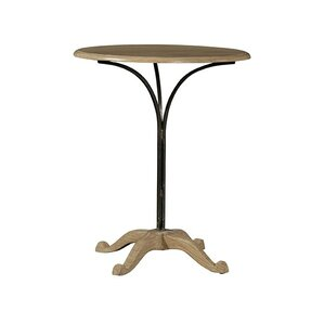 Petite Round End Table by Furniture Classics LTD