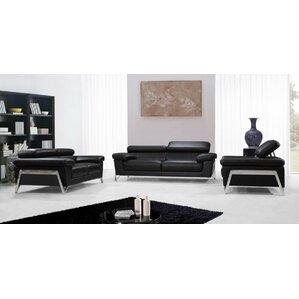 Coalpit Heath 3 Piece Living Room Set by Orr..