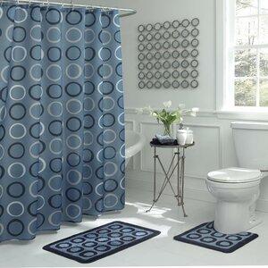 Terrell Shower Curtain Set