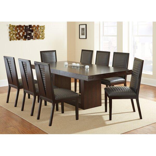 Dining Room Tables San Antonio: Brayden Studio Antonio Extendable Dining Table & Reviews