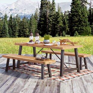 Benigna 3 Piece Picnic Table