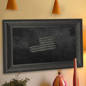 Royal Curve Chalkboard