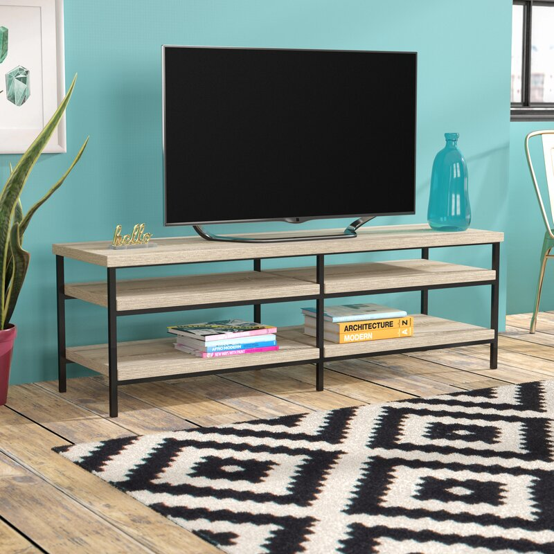 Mercury Row Comet TV Stand for TVs up to 60