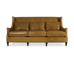 Gaston Leather Sofa