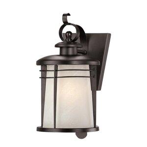 Morton 1-Light Outdoor Wall Lantern