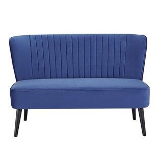 Fantastic Blue Velvet Sofas Youll Love Wayfair Uwap Interior Chair Design Uwaporg