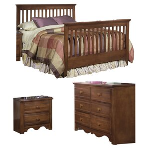 Crossroads Panel Configurable Bedroom Set