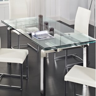 Glass Dining + Kitchen Tables - Modern & Contemporary Designs ...